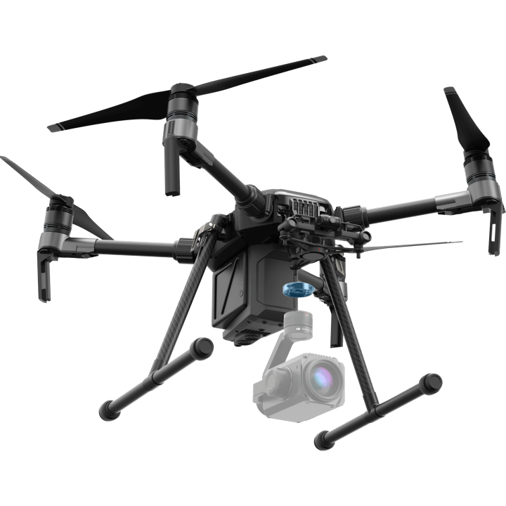 Of Complexity With The Introduction DJI Skyport A Gimbal Port Adapter That Enables An External Payload To Be Seamlessly Integrated Drones