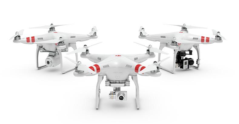 Dji Phantom 2 >> Dji Has Released The New Firmware V3 12 For Phantom 2 Series Quadcopter