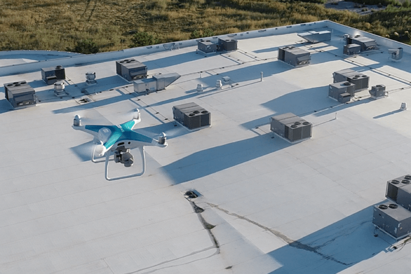 Drone Solution for Digital Roofers