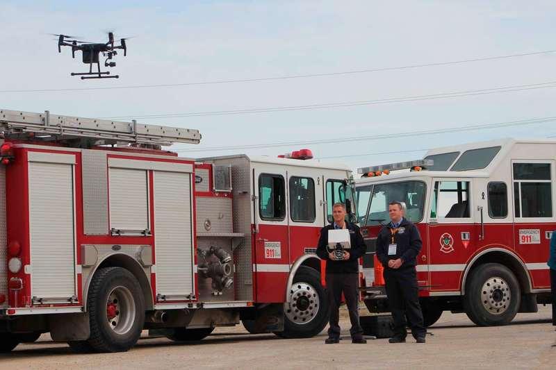 Winnipeg Fire Paramedic Services pilots