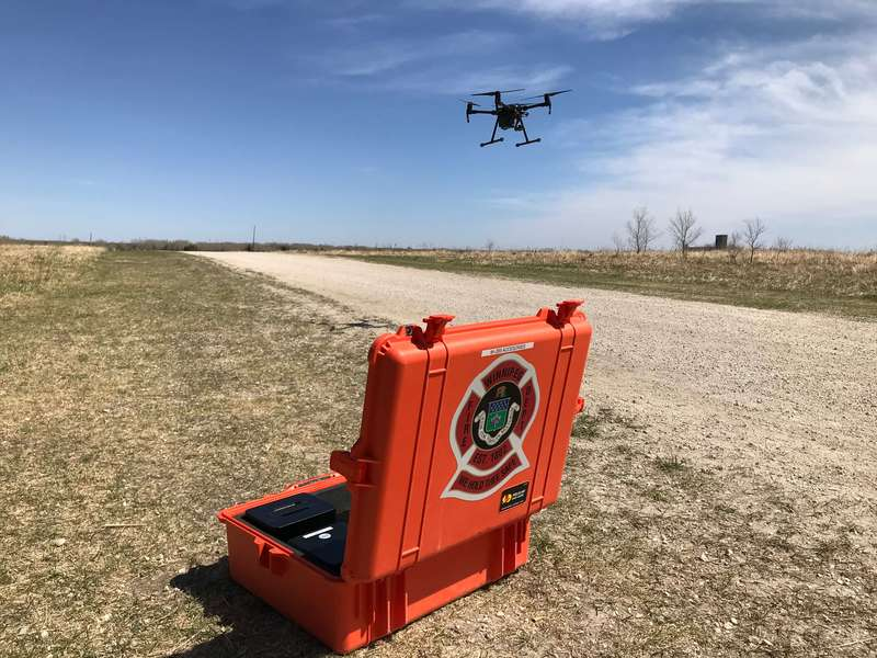 WFPS Matrice drone case