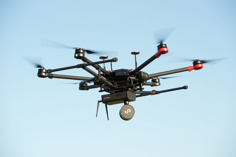 Drones For Good: Keeping Workers Safe by Autonomously Exploring Mines