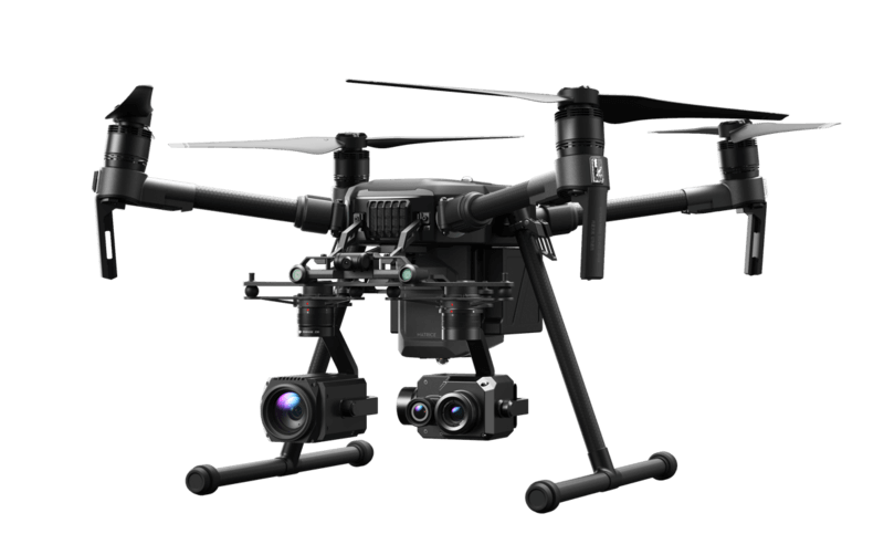 DJI 大疆发布最新经纬M200 V2系列无人机 带来更高效行业解决方案
