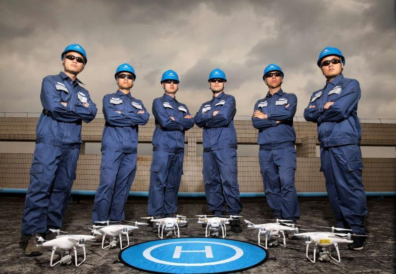 The China Southern Grid Team