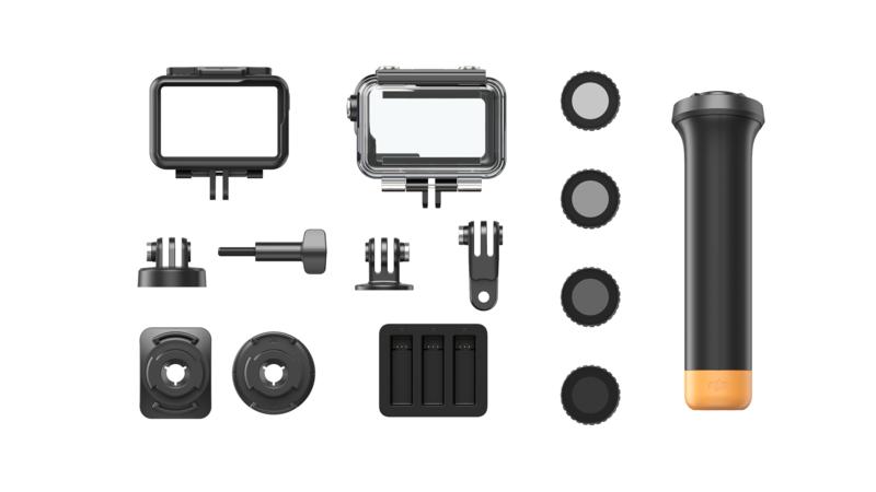 DJI OSMO运动相机及配件