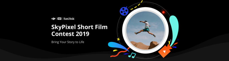 SkyPixel And DJI Launch The First Short Film Contest With