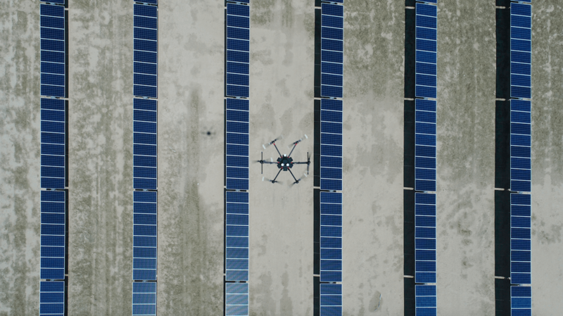 Tout Ce Que Vous Devez Savoir Sur Les Drones Pour Votre Ferme Solaire