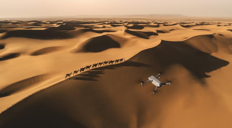 乐鱼体育发布御 Mavic Air 2:聪明的航拍无人机激发创作想象力 (/) 新闻资讯 第3张