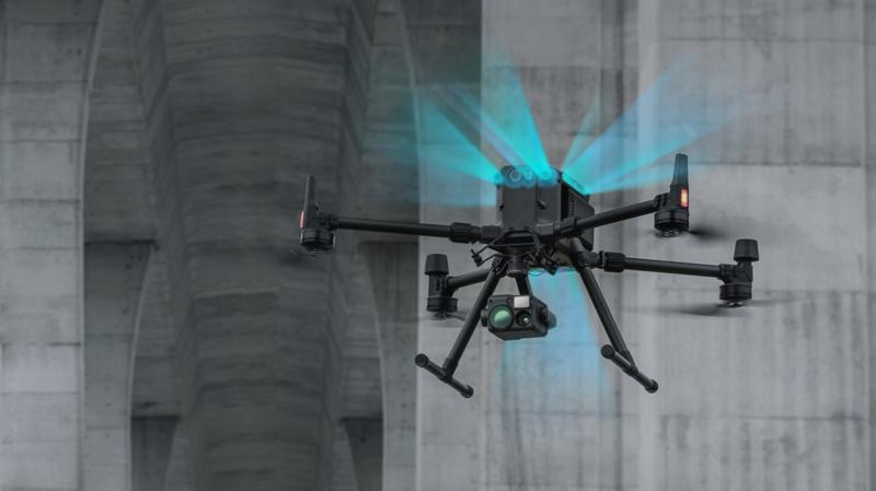 天博体育网经纬 M300 RTK 及禅思 H20 系列云台相机全球发布: 树立行业无人机新标杆 (/) 公司新闻 第5张