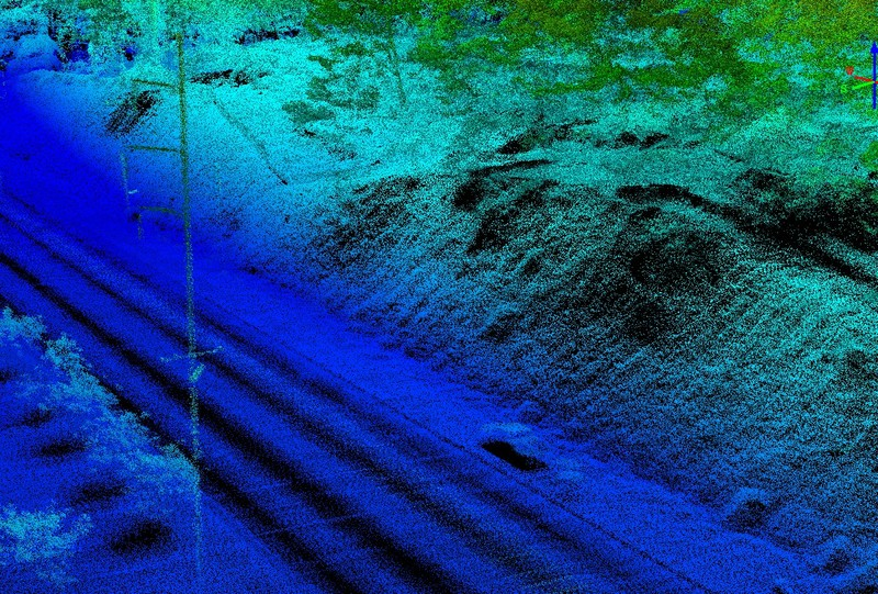 LiDAR Equipped UAVs