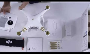 Phantom 3 Tutorials - Unboxing - Part Five