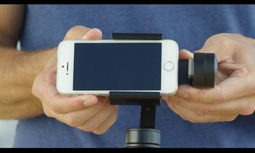 DJI Osmo Mobile Tutorial – Inserting Your Phone