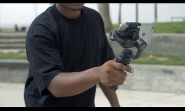 DJI Osmo Mobile Tutorial – Moving Smoothly