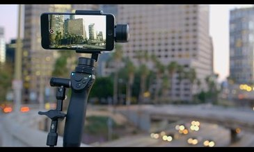 DJI Osmo Mobile Tutorial – Shooting Timelapses