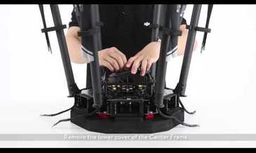 DJI Tutorials – M600: Unboxing and Installing the Frame Arm