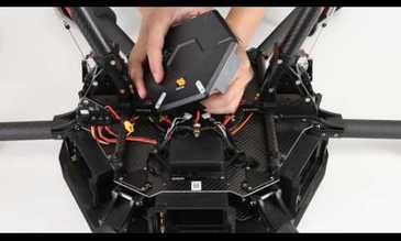 DJI M600 Tutorial Video – Mounting the Ronin-MX