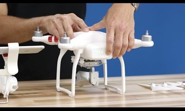 Phantom 3 Standard Tutorial - Preparing for Flight