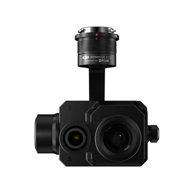 DJI Zenmuse XT2 - Dual Sensor Thermal Imaging Solution - DJI