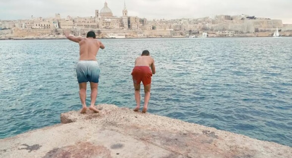 Lost in Malta