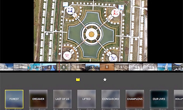 DJI Tutorial: How to edit and share videos using the DJI GO app