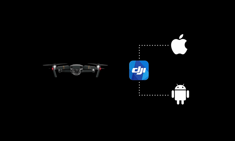 DJI – Mavic Pro Firmware Upgrade with DJI GO