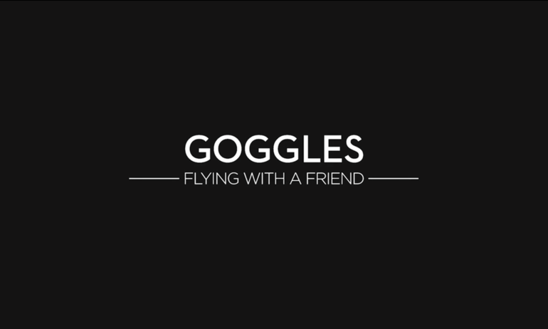 DJI – Goggles Tutorials – Flying with a Friend