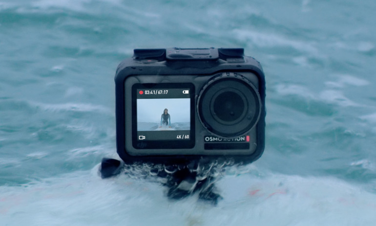 DJI – Osmo Action – Unleash Your Other Side