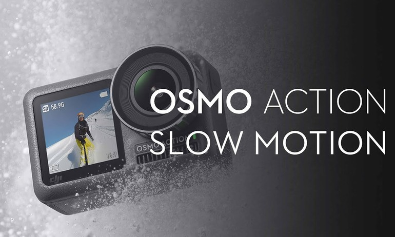 DJI - Osmo Action - How To Shoot Slow Motion With Osmo Action
