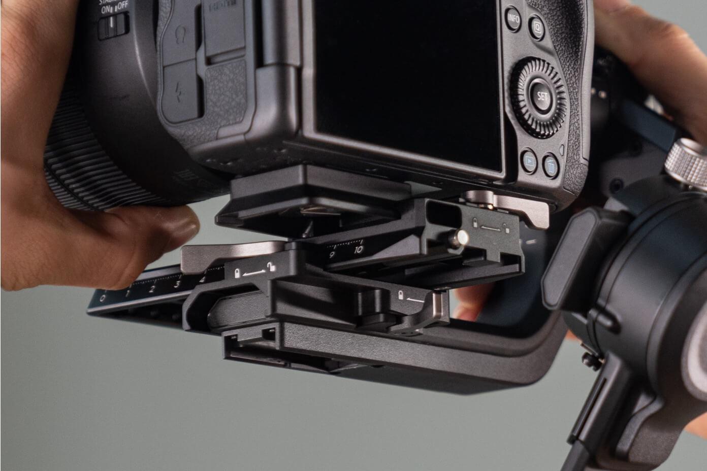 Stabilizator gimbal DJI RSC 2