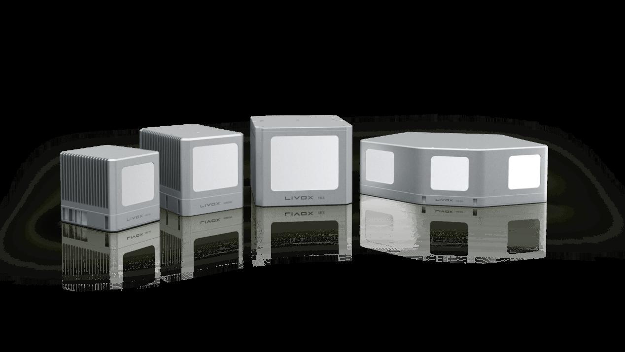 Mid-40 lidar sensor - Livox