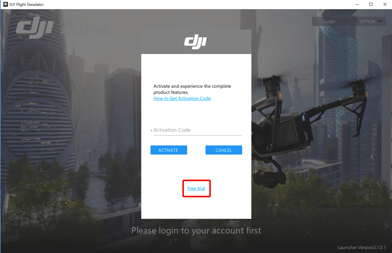 DJI Flight Simulator - Specifications, FAQs, Videos, Tutorials